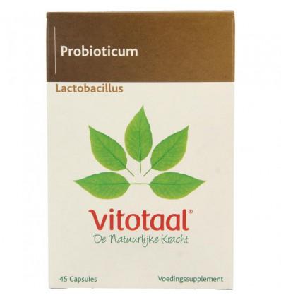 Vitotaal Lactobacillus 45 capsules