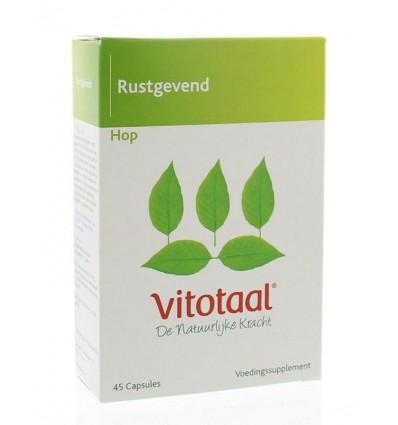 Vitotaal Hop 45 capsules
