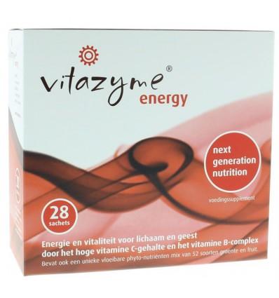Vitazyme Energy 28 sachets | € 28.16 | Superfoodstore.nl