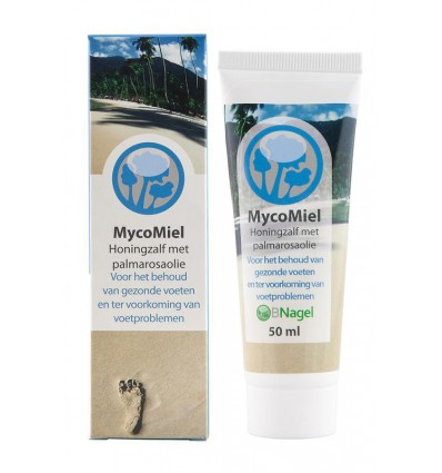 B. Nagel Mycomiel 50 ml | € 12.56 | Superfoodstore.nl