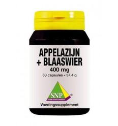 SNP Appelazijn blaaswier 400 mg 60 capsules | € 20.79 | Superfoodstore.nl