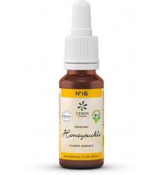 Lemon Pharma Bach bloesemremedies honeysuckle 20 ml | € 10.40 | Superfoodstore.nl