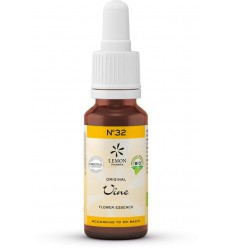 Lemon Pharma Bach bloesemremedies vine 20 ml | € 10.40 | Superfoodstore.nl