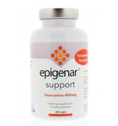 Epigenar Support Quercetine 400 mg 60 vcaps | € 21.38 | Superfoodstore.nl