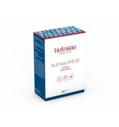 Nutrisan Krill oil 60 capsules | € 23.89 | Superfoodstore.nl