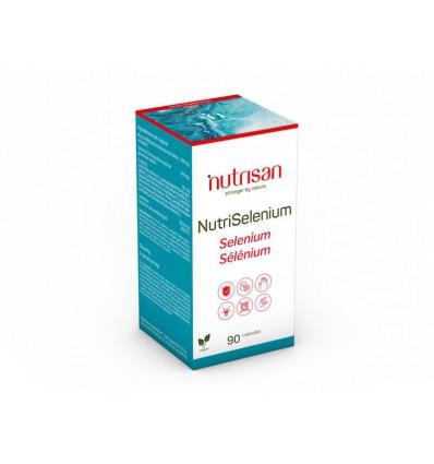 Nutrisan Nutriselenium 90 vcaps   € 18.19   Superfoodstore.nl