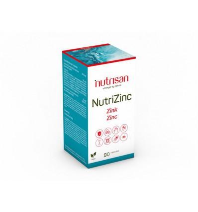 Nutrisan NutriZinc 90 vcaps | € 15.65 | Superfoodstore.nl