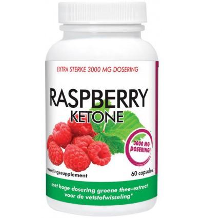 Natusor Raspberry ketone burner 60 capsules