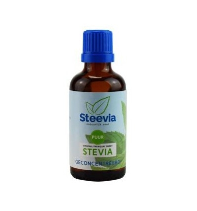 Steevia Stevia 50 ml | € 7.88 | Superfoodstore.nl