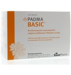 Sanopharm Padma basic 200 capsules | € 46.45 | Superfoodstore.nl