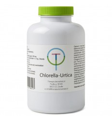 Therapeutenwinkel Chlorella urtica 200 tabletten | € 27.05 | Superfoodstore.nl
