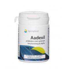 Springfield Aadexil probiotica 6 miljard 30 capsules | € 16.34 | Superfoodstore.nl