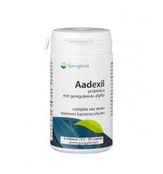 Springfield Aadexil probiotica 6 miljard 90 capsules | € 34.99 | Superfoodstore.nl
