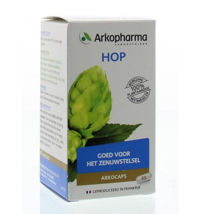 Arkocaps Hop 45 capsules | € 7.79 | Superfoodstore.nl