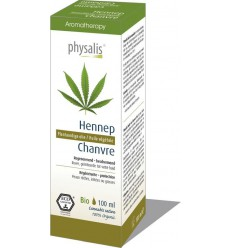 Physalis Hennepolie 100 ml | € 12.89 | Superfoodstore.nl