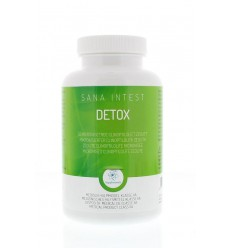 Sana Intest Detox 144 capsules | € 27.51 | Superfoodstore.nl