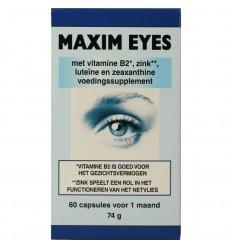 Horus Maxim eyes 60 vcaps   € 20.12   Superfoodstore.nl