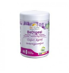 Be-Life Bedigest 60 capsules | € 18.20 | Superfoodstore.nl