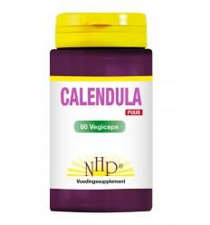 NHP Calendula 250 mg puur 60 vcaps | € 24.22 | Superfoodstore.nl
