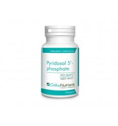 Orthonutrients Pyridoxal 5 phosphate 120 capsules | € 17.63 | Superfoodstore.nl