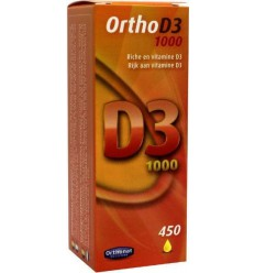 Orthonat Ortho D3 1000IU 20 ml | € 20.73 | Superfoodstore.nl