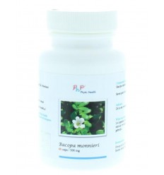 Phyto Specific Health Bacopa monnieri 60 capsules | € 12.47 | Superfoodstore.nl