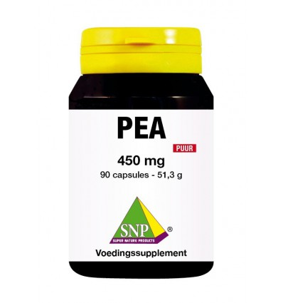 SNP Pea puur 450 mg 90 capsules | € 60.79 | Superfoodstore.nl