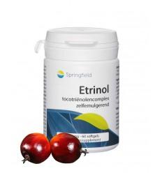 Springfield Etrinol tocotrienolen complex 50 mg 60 softgels | € 26.05 | Superfoodstore.nl