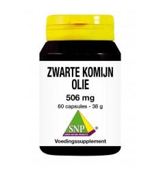 SNP Zwarte komijn olie 60 capsules | € 17.95 | Superfoodstore.nl