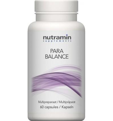 Pervital Para balance 60 capsules