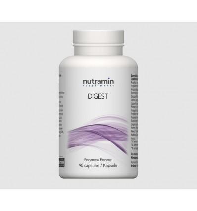 Nutramin NTM Digest 90 capsules | € 39.43 | Superfoodstore.nl