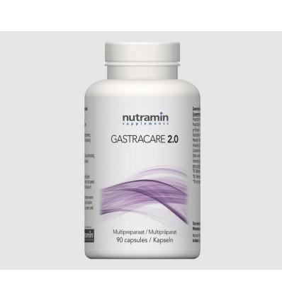 Nutramin NTM Gastracare 2.0 90 capsules | € 27.80 | Superfoodstore.nl