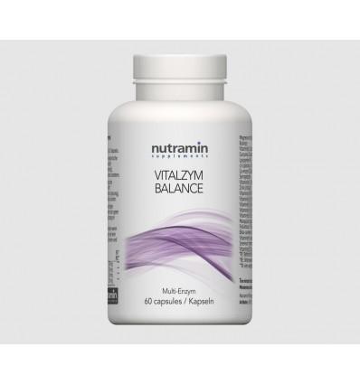 Pervital Vitalzym balance 60 capsules | € 39.02 | Superfoodstore.nl