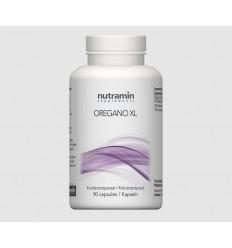Nutramin NTM Oregano XL 90 capsules | € 37.55 | Superfoodstore.nl