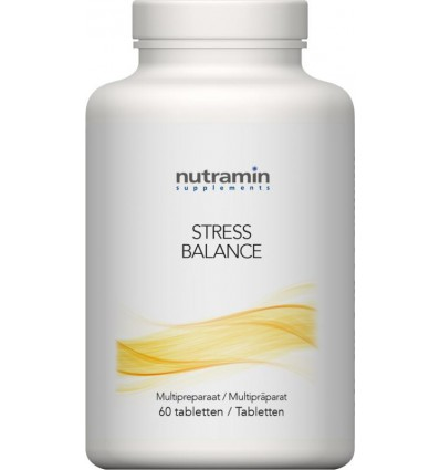 Pervital Stress balance 60 tabletten | € 29.71 | Superfoodstore.nl