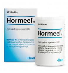 Heel Hormeel H 50 tabletten | € 10.34 | Superfoodstore.nl
