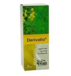 Pfluger Derivatio 100 tabletten | € 7.82 | Superfoodstore.nl