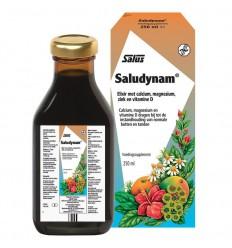Salus Saludynam calcium magnesium 250 ml | € 14.48 | Superfoodstore.nl