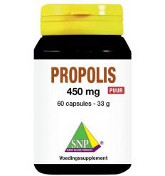 SNP Propolis 450 mg 60 capsules | € 18.99 | Superfoodstore.nl