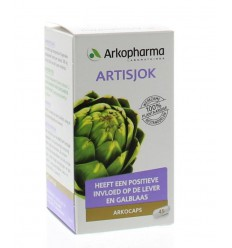 Arkocaps Artisjok 45 capsules | € 7.79 | Superfoodstore.nl