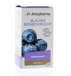 Arkocaps Blauwe bosbesvrucht 45 capsules   € 9.03   Superfoodstore.nl