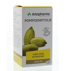 Arkocaps Pompoenpitolie 45 capsules | € 14.41 | Superfoodstore.nl