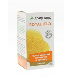 Arkocaps Royal jelly 45 capsules | € 14.41 | Superfoodstore.nl