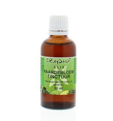 Elix Paardebloemwortel tinctuur 50 ml | € 6.87 | Superfoodstore.nl