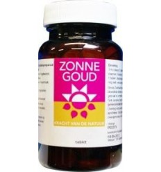 Zonnegoud Gentiana complex 120 tabletten | € 9.03 | Superfoodstore.nl