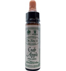 Ainsworths Crab apple Bach 10 ml | € 7.31 | Superfoodstore.nl