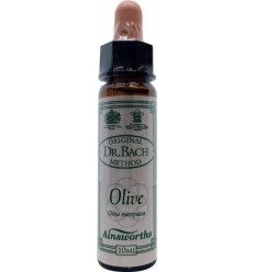 Ainsworths Olive Bach 10 ml | € 7.31 | Superfoodstore.nl