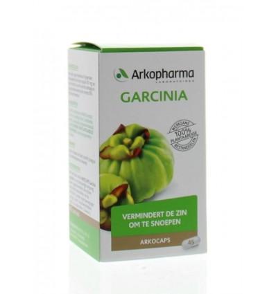 Arkocaps Garcinia 45 capsules | € 10.27 | Superfoodstore.nl