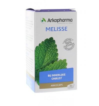 Arkocaps Melisse 45 capsules | € 7.79 | Superfoodstore.nl