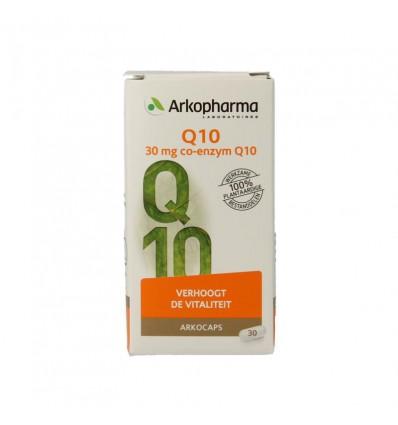 Arkocaps Q10 30 capsules | € 15.27 | Superfoodstore.nl